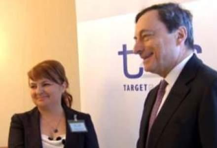 Mario Draghi si Adriana Tanasoiu au semnat un acord important: Depozitarul Central, in primul val al membrilor Target2Securities
