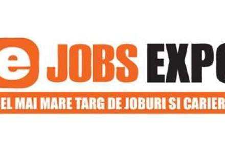 Mai sunt 3 zile pana la targul eJobs EXPO