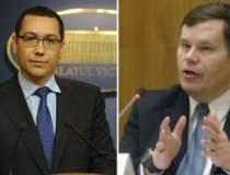 Dialogul surzilor intre Ponta...
