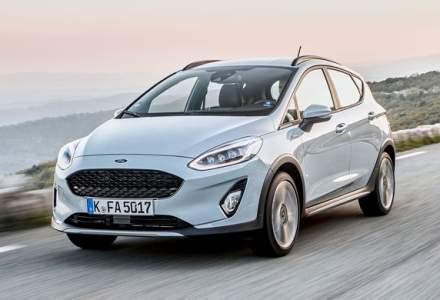 Preturi Ford Fiesta Active in Romania: start de la 15.650 de euro pentru rivalul lui Dacia Sandero Stepway