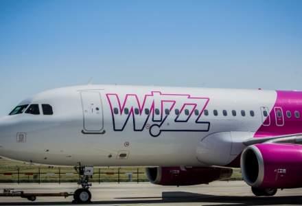 Reduceri de pana la 30% la toate zborurile Wizz Air