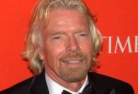 Richard Branson, la Bucuresti: Ca sa inovezi, trebuie sa imbunatesti vietile oamenilor