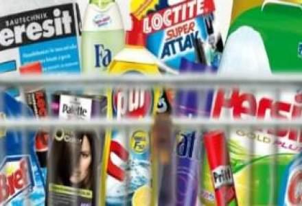 Vanzarile Henkel au crescut cu 4,8%, la nivel global