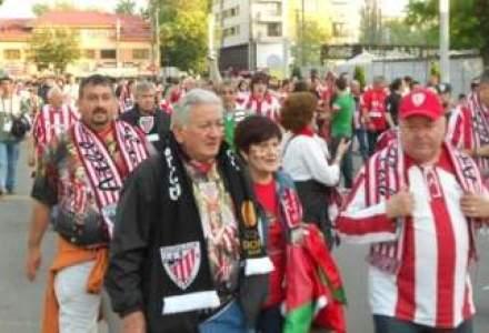 Cat au cheltuit turistii spanioli veniti la finala Europa League?