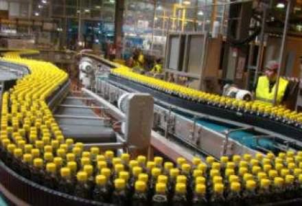 Coca-Cola Hellenic a raportat pierderi de 29 milioane euro in primul trimestru