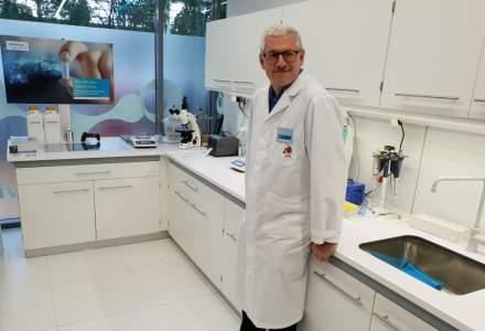 """[FOTO] Incursiune intr-un """"laborator viu"""": cum arata viitorul in medicina"""