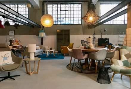 Povestea The Home, magazinul cu mobilier scandinav si vanzari de circa un milion de euro