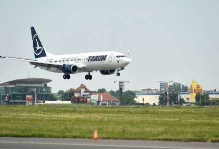 Probleme pentru Tarom. O aeronava cu destinatia Salonic s-a intors pe Otopeni dupa 10 minute de la decolare