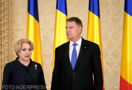 Viorica Dancila ii raspunde presedintelui Iohannis: Avem bani de salarii si pensii