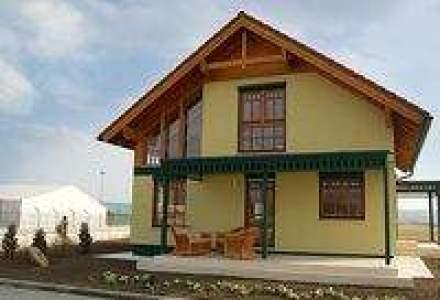 Constructii: Casele pe structura de lemn castiga teren