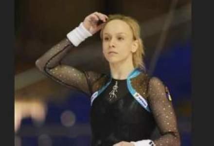 Sandra Izbasa ia aurul in finala de sarituri de la Europene