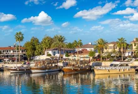 Antalya, destinatia vedeta a verii. Cererea a crescut cu 70%