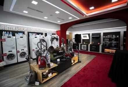 Miele a deschis cel de-al patrulea showroom propriu, in Timisoara, in urma unei investitii de 150.000 de euro