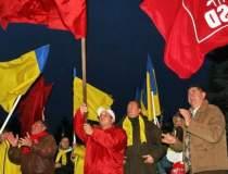 PSD anunta o manifestatie...