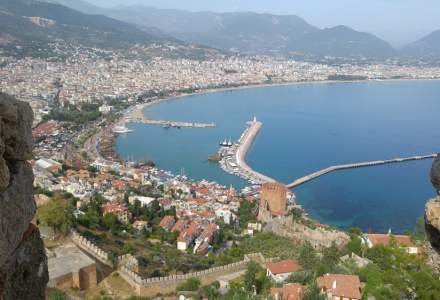 REPORTAJ: Despre turism, Erdogan si rusi in Turcia