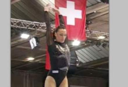 Europenele de Gimnastica: Ponor ia aur la barna si argint la sol, Iordache obtine aur la sol si argint la barna