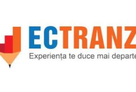 """(P) Stagii de practica in cadrul proiectului """"Ectranz - Facilitarea tranzitiei de la scoala la viata activa pentru studentii de profil economic"""""""
