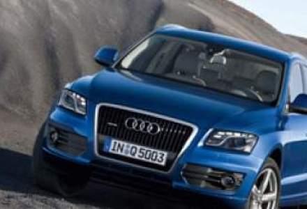 Top 10 cele mai vandute masini noi. Audi si BMW depasesc marcile de volum