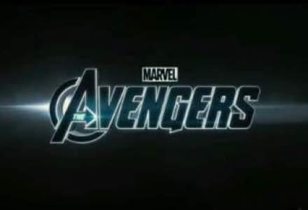 "Productia ""The Avengers"" va depasi 1 MILIARD de dolari"