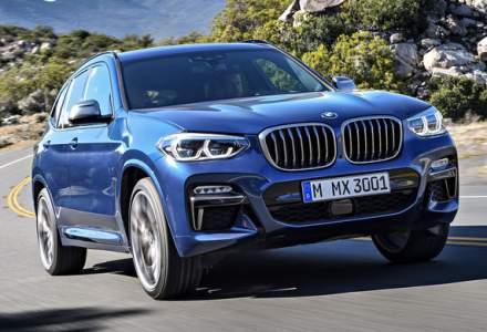 Noutati de vara in gama BMW: motoare noi pentru X3 si X4 si editie speciala pentru Seria 1