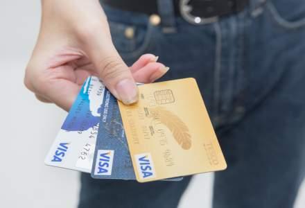 """Tranzactiile cu cardurile Visa sunt """"aproape de nivelul normal"""" in Europa"""