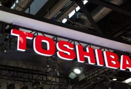 Toshiba obtine peste 18 miliarde de dolari din vanzarea diviziei de cipuri de memorie