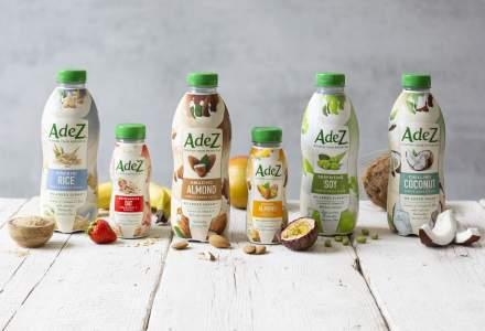 Coca-Cola intra pe piata bauturilor pe baza de plante prin lansarea AdeZ