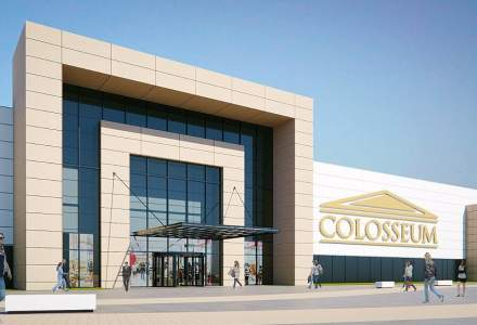 Colosseum Mall, o investitie de 30 mil. euro in nord-vestul Bucurestiului. Cand va fi inaugurat centrul comercial ?