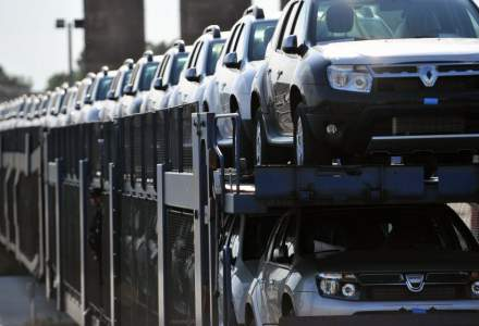 Gefco a operat in ultimii ani transportul a peste 60% din totalul vehiculelor produse in Romania