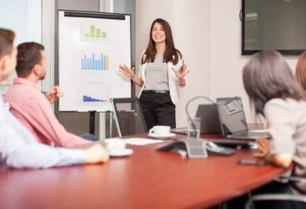 Cursuri pentru sute de antreprenori si manageri, finantate cu bani europeni