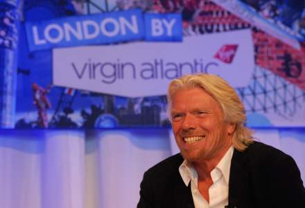 Richard Branson, de la elevul care a abandonat scoala la 15 ani, la miliardarul excentric de azi