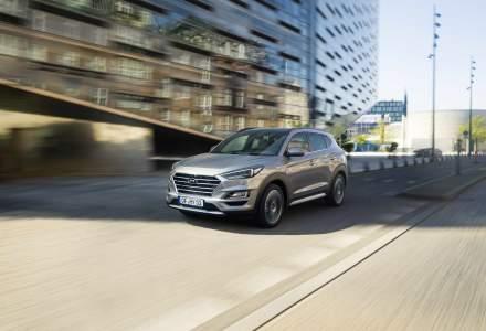 Noul Hyundai Tucson hibrid diesel ajunge in Romania in vara