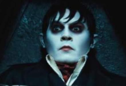 Ce faci in weekend? Dark Shadows - un Tim Burton care nu risca