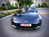 Test drive: Mazda MX-5...