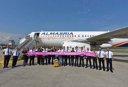 Zboruri catre Egipt, cu plecare de pe aeroportul din Cluj-Napoca