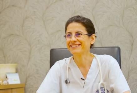 [VIDEO] Povestea doctorului Irina Cuzino, MedLife. A intrat in lumea medicala pentru a ajuta nou-nascutii