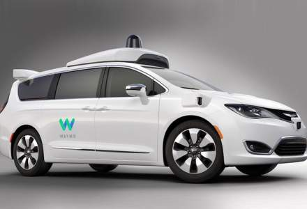 Google vrea sa-si aduca masinile autonome in Europa: Fiat-Chrysler si Jaguar Land Rover, posibili parteneri pentru divizia Waymo