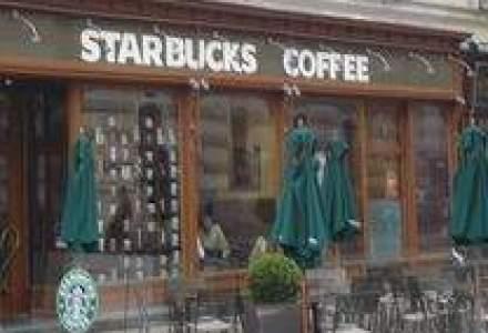 Starbucks: Conceptul de comanda 'la pachet' prinde si la romani