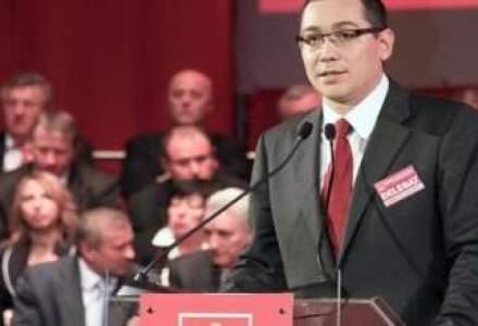 """Ponta: S-a terminat cu societatile de stat """"pusculite pentru partid"""""""