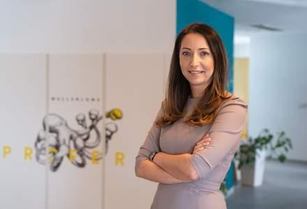Andreea Dinescu devine managing director al agentiei Profero