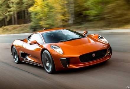 Jaguar planuieste o hipermasina electrica