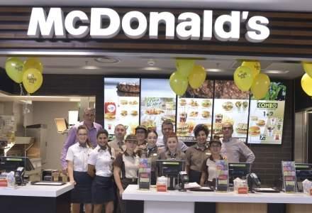 McDonald's recruteaza 1.000 de oameni. Ce salarii promite compania?