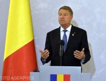 Klaus Iohannis: PSD incearca...