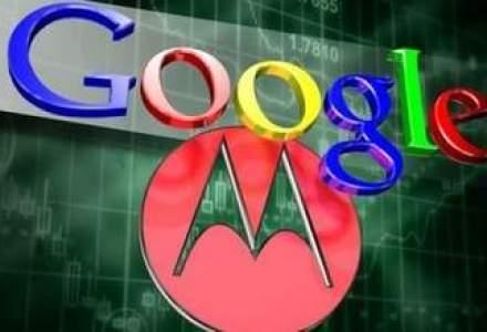 Tranzactie de 12,5 MLD. $: Google devine oficial proprietarul Motorola Mobility