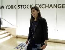 NYSE a numit prima femeie...