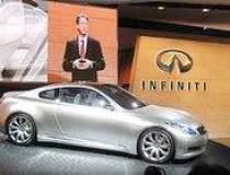 Nissan aduce marca de lux...