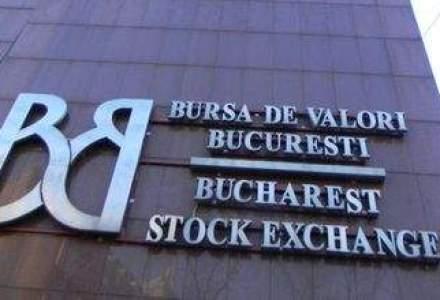 Bursa a scazut cu 0,8%, iar lichiditatea a continuat sa fie redusa.