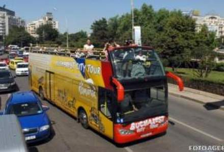 Spaniolii veniti la finala Europa League nu s-au inghesuit la autobuzele turistice. Vezi cati turisti plimba RATB