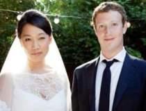 Sotia fondatorului Facebook...