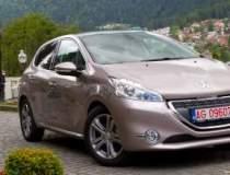 Test cu Peugeot 208,...